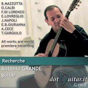Antonio Grande 歌手頭像
