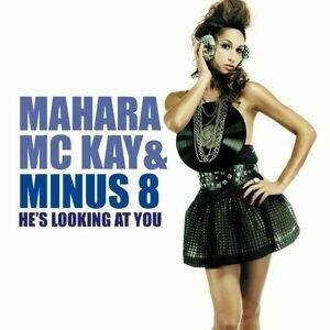 Mahara McKay Minus 8 歌手頭像