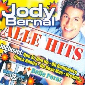 Jody Bernal 歌手頭像