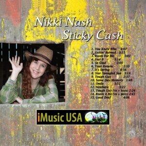 Nikki Nash 歌手頭像