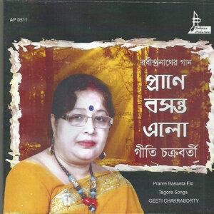 Geeti Chakraborty 歌手頭像