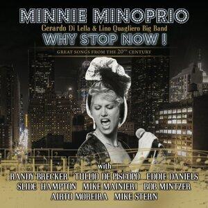 Minnie Minoprio 歌手頭像