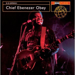 Ebenezer Obey 歌手頭像