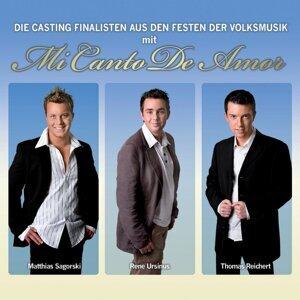 Die Casting Finalisten Aus Den Festen Der Volksmusik 歌手頭像