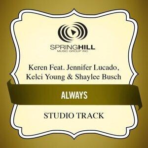Keren Featuring Jennifer Lucado, Kelci Young & Shaylee Busch 歌手頭像