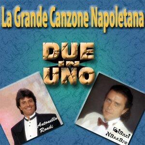 Antonello Rondi, Gianni Nazzaro 歌手頭像
