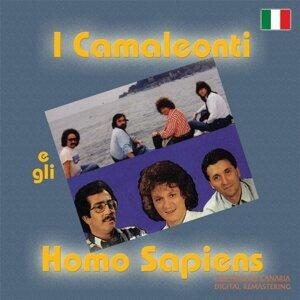 I Camaleonti, Homo Sapiens 歌手頭像