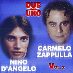 Carmelo Zappulla, Nino D'Angelo 歌手頭像