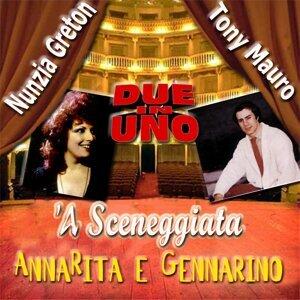 Tony Mauro, Nunzia Greton 歌手頭像