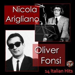 Oliver Fonsi, Nicola Arigliano 歌手頭像