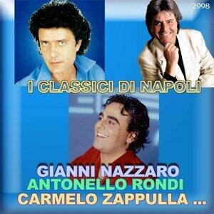 Gianni Nazzaro, Carmelo Zappulla, Antonello Rondi 歌手頭像