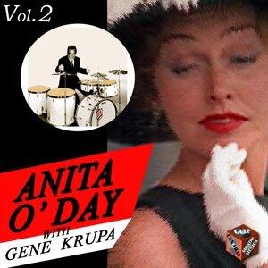 Anita O' Day, Gene Krupa 歌手頭像