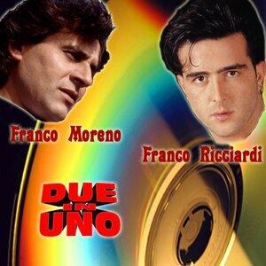 Franco Moreno, Franco Ricciardi 歌手頭像