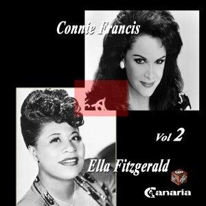 Ella Fitzgerald, Connie Francis 歌手頭像