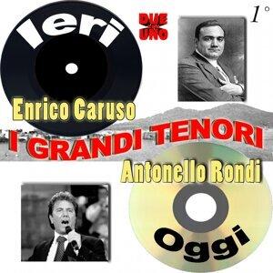 Antonello Rondi, Enrico Caruso 歌手頭像
