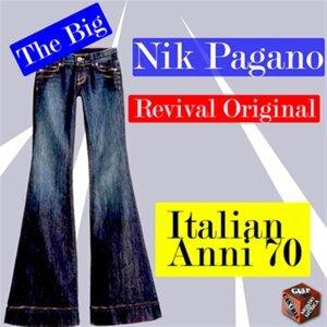 Nik Pagano 歌手頭像