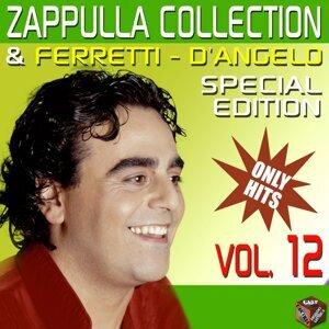 Carmelo Zappulla,  Nino Ferretti,  Nino D'Angelo 歌手頭像