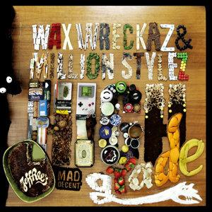 Wax Wreckaz 歌手頭像
