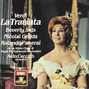 Beverly Sills/Nicolai Gedda/John Alldis Choir/Royal Philharmonic Orchestra/Aldo Ceccato 歌手頭像