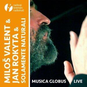 Milos Valent, Jan Rokyta & Solamente naturali 歌手頭像