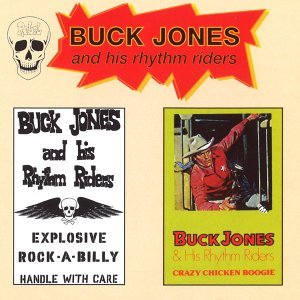 Buck Jones & His Rhythm Riders 歌手頭像