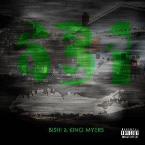 Bishi, King Myers 歌手頭像