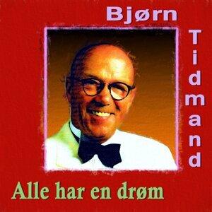 Bjørn Tidmand 歌手頭像