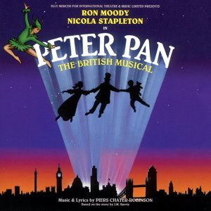 Cast Of 'Peter Pan The British Musical'