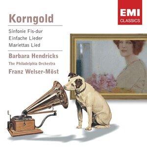 Franz Welser-Möst/Philadelphia Orchestra/Barbara Hendricks 歌手頭像