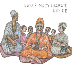 Kasse Mady Diabate 歌手頭像