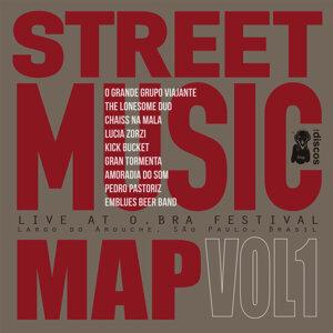 StreetMusicMap 歌手頭像