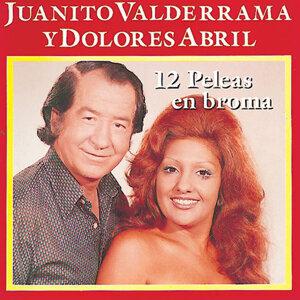 Juanito Valderrama y Dolores Abril