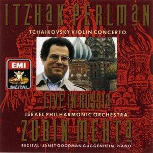 Itzhak Perlman/Israel Philharmonic Orchestra/Zubin Mehta/Janet Goodman Guggenheim