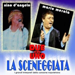 Mario Merola, Nino D'Angelo 歌手頭像