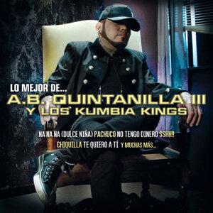 A.B. Quintanilla III Y Los Kumbia Kings 歌手頭像