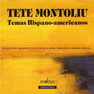 Tete Montoliu 歌手頭像