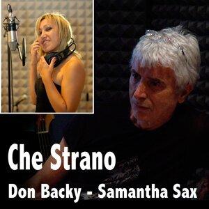 Don Backy, Samantha Sax 歌手頭像