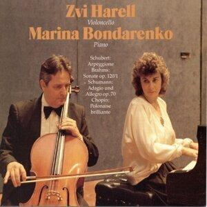 Zvi Harell, Marina Bondarenko 歌手頭像
