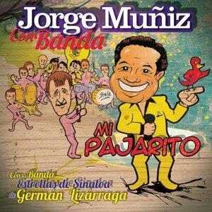 Jorge Muñiz con La Banda Estrellas de Sinaloa de Germán Lizárraga