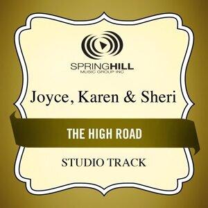 Joyce, Karen & Sheri
