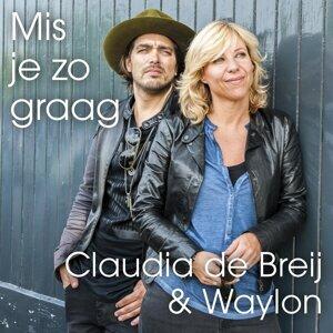 Claudia De Breij 歌手頭像