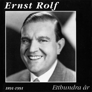 Ernst Rolf 歌手頭像