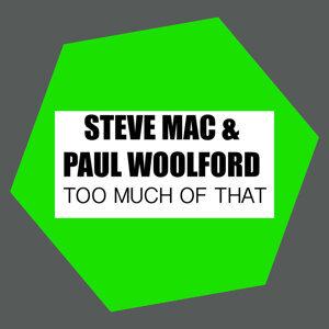 Steve Mac, Paul Woolford 歌手頭像