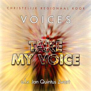 """Christelijk Regionaal Koor """"Voices"""", Jan Quintis Zwart 歌手頭像"""
