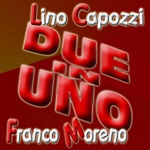 Lino Capozzi, Franco Moreno 歌手頭像