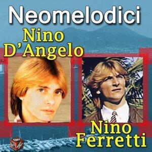 Nino D'Angelo, Nino Ferretti 歌手頭像