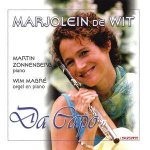 Marjolein de Wit, Martin Zonnenberg, Wim Magré 歌手頭像