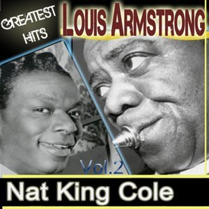 Nat King Cole,  Louis Armstrong 歌手頭像