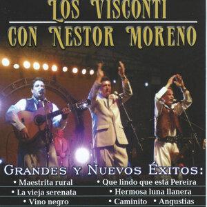 Los Visconti, Nestor Moreno 歌手頭像