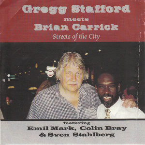 Gregg Stafford, Brian Carrick 歌手頭像